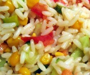 Recette salade riz