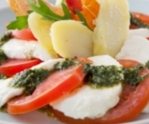 Recette salade tomate mozarella