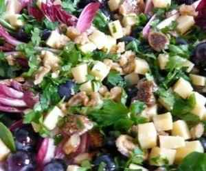 recettes salades automne