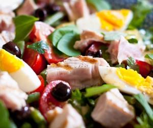 recettes salades nicoise